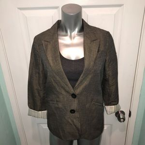 Kenneth Cole fashion blazer